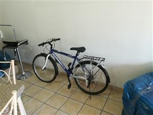 "20""Brand new carrier bicycle for sale R1850."