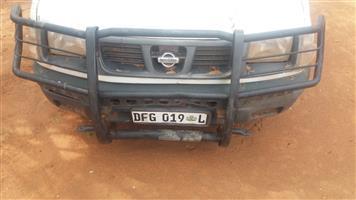 Nissan Hardbody Bullbar for sale