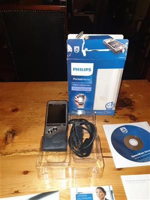 Philips Pocket Memo Voice Recorder DPM6000 for sale