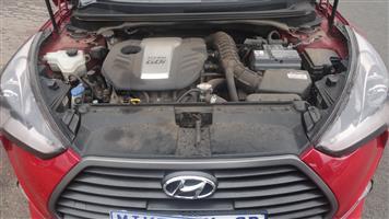 2016 Hyundai Veloster 1.6 Executive
