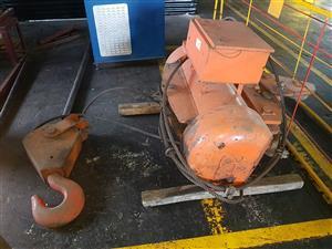 Heavy Duty Industrial 10 ton winch