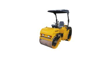 AMAZING PRICE ON BRAND NEW RIDE-ON DRUM ROLLER