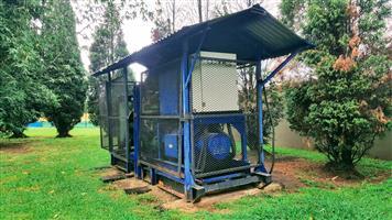 187 kVa 3 Phase Generator