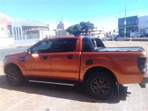 2014 Ford Ranger double cab RANGER 3.2TDCi XLT P/U D/C