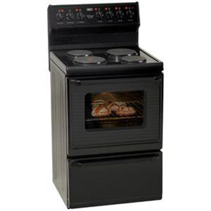 DEFY 631 MULTI-FUNCTION THERMO FAN STOVE BLACK (New)