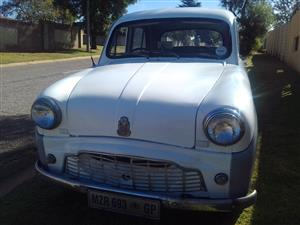 1957 Standard 10, 1300cc car for sale