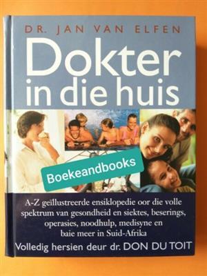 Dokter In Die Huis - Dr Jan Van Elfen.