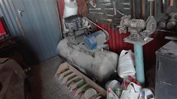 200L 3phase compressor