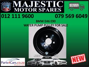 Bmw E46 water pump pulley for sale