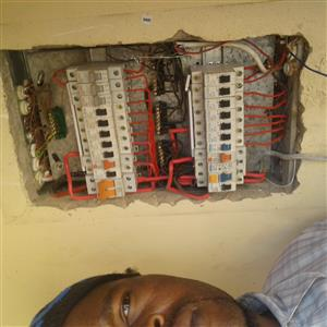 ELECTRICIAN AFFORDABLE CHARGES