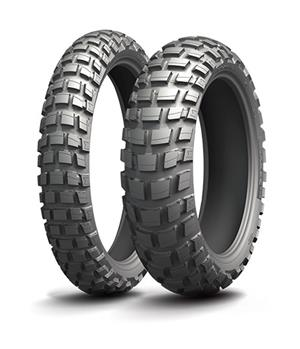 Brand new set of Michelin Anakee Wild tyres for Sale