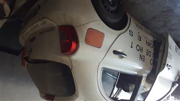NISSAN MICRA 2018 STRIPING FOR SPARES