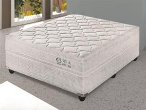 Genessi Elegance King Size Vita Foam Mattress and Base Set