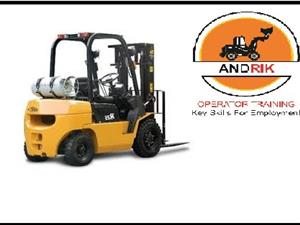 0791172699 Accredited Forklift course and training school in Pretoria