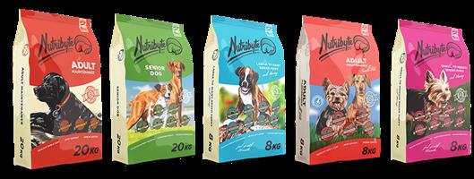 NUTRIBYTE Dog and cat food now available at PETS4LIFE BRACKENFELL