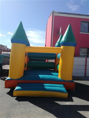 Kiddies equipment for hire