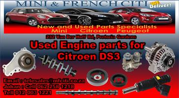 Citroen Ds3 Used Engine Parts for sale