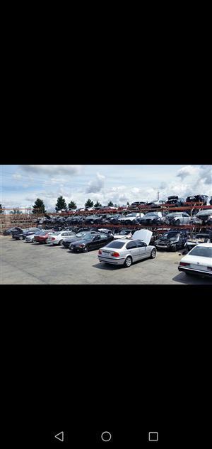 Lexus Scrap yard