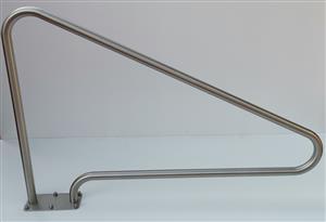 Swimming pool Hand rail ( grab rail )- Stainless steel (316) DIY kit-R2750