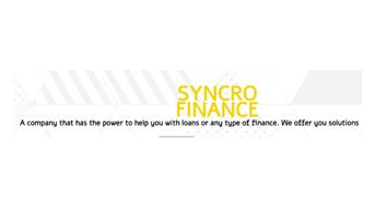 A company that has the power to help you with loans or any type of finance