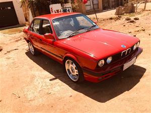 1989 BMW 3 Series sedan 330i A/T (G20)
