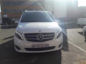 2016 Mercedes Benz Viano CDI 3.0 Avantgarde