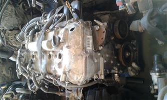TOYOTA 1.8 (2ZR) ENGINE FOR SALE