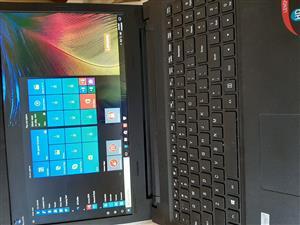 Laptop, Lenovo, with Skype headphones