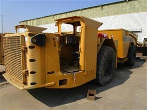 Atlas Copco MT2010 Minetruck - ON AUCTION