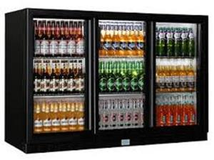 New Under bar fridge Triple door(excl VAT)