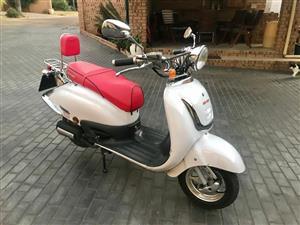 2018 Big boy revival scooter