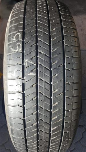 4 x 225 65 17 inch tyres from R650 each