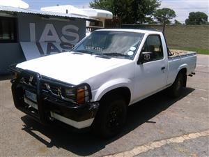 1995 Nissan Hardbody 2.0 16V SWB