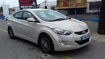 2011 Hyundai Elantra 1.6 GLS