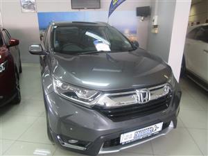 2018 Honda CR-V 2.0 RVi