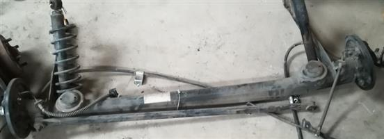 NOW IN STOCK - REAR AXLE - Hyundai Atos 1.1 2010