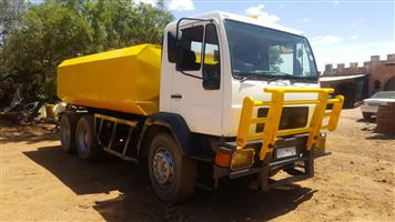 Water trucks / bowsers for sale. Ongoing business. Was R800k . Now R600 000