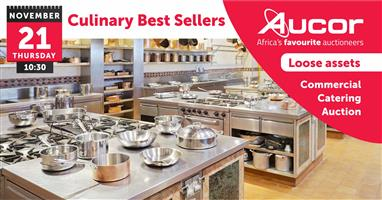 Commercial Catering Auction