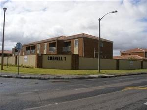 UPMARKET 2 BEDROOM APARTMENT WITH GARAGE, CHENELL 1, PROTEA HEIGHTS, BRACKENFELL