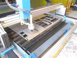 P-2030VAF MetalWise Standard CNC Plasma Cutting Table 2000x3000mm, Servo Motors, Arc