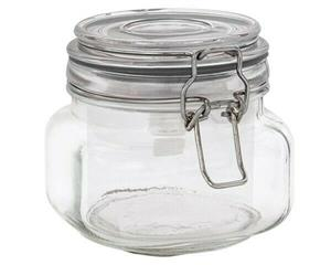 Solar Jar Clear Small