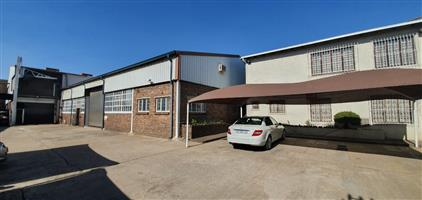 Industrial Warehouse for Sale
