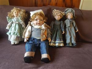 Porcelain Dolls For Sale