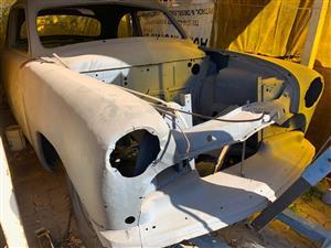 1949 Ford 2 door bullet nose