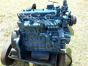 Kubota V1505 Non-Turbo Engine