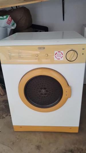 Defy dryer