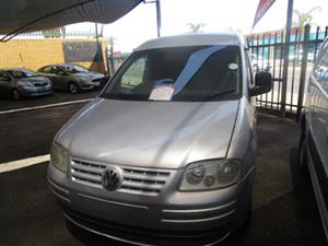 2011 VW Caddy panel van CADDY 1.6i (81KW) F/C P/V