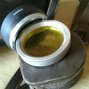Minolta AL Rangefinder Film Camera