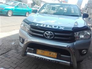 2019 Toyota Hilux single cab HILUX 2.7 VVTi RB S P/U S/C