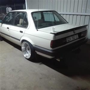 1987 BMW 3 Series sedan Choose for me